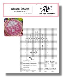 Chicken Scratch Embroidery Tutorial, Free pattern and Stitch Guide!