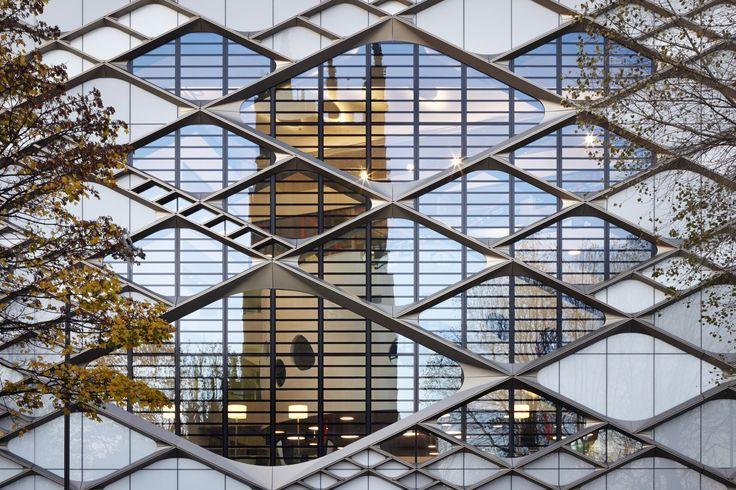 The Diamond by Twelve Architects in Sheffield, United Kingdom #socialsheffield