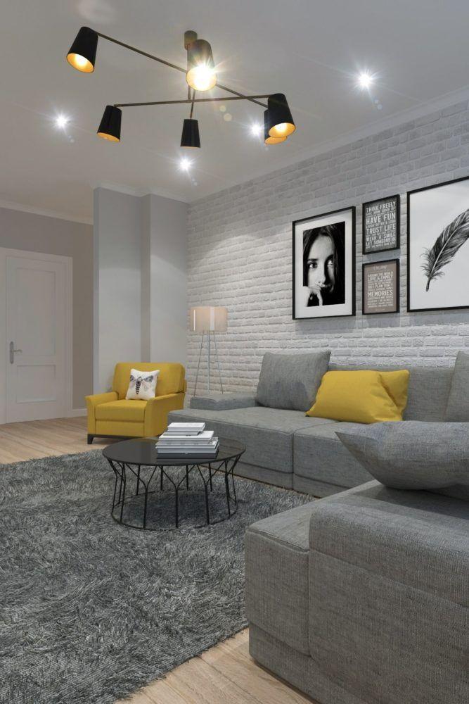 Светлая квартира в скандинавском стиле, 69 м² - МОССЭБО Дизайн интерьера и ремонтМОССЭБО Дизайн интерьера и ремонт