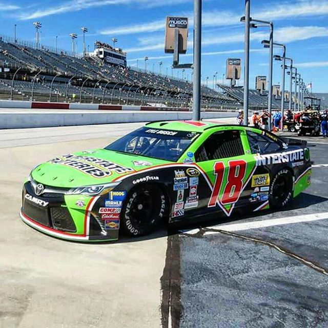 Kyle Busch is one of the most talented drivers in the garage and is a threat to win every time he enters a race. Kyle Busch's racing philosophy is simple: Win or go home.