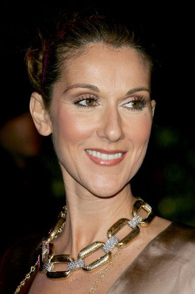 Celine Dion Photos: 2007 Vanity Fair Oscar Party