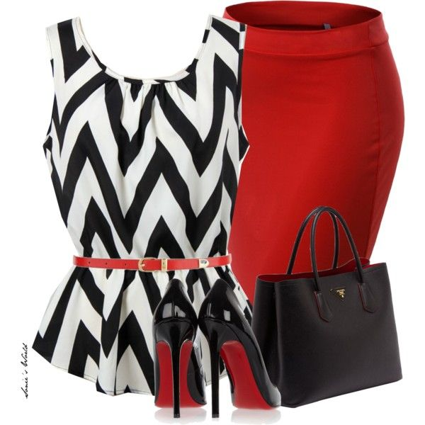 """Belted Top 2"" by sonies-world on Polyvore"