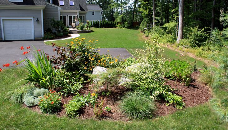 17 best images about garden berms on pinterest gardens for How to design my garden