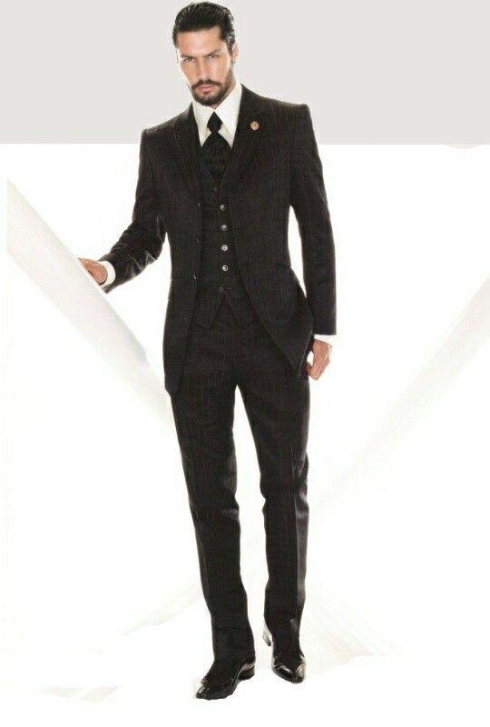 8 best damatlik images on Pinterest   Dinner jackets, Groom suits ...
