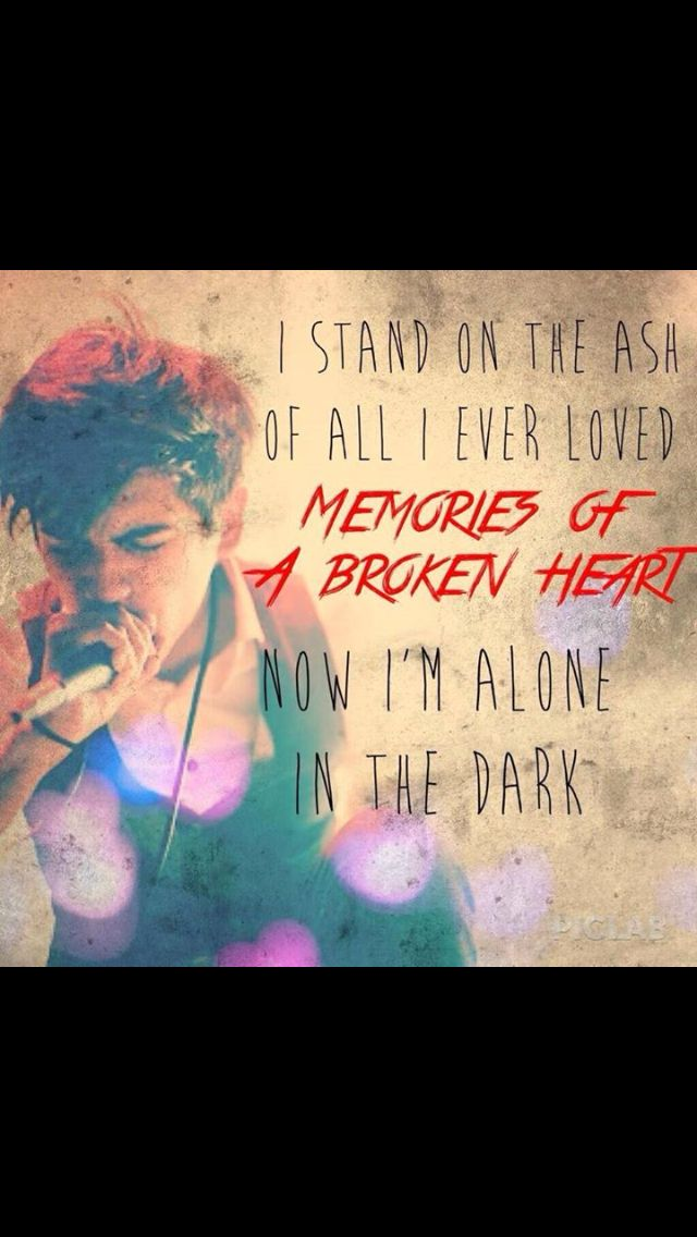 Lyric memories of a broken heart lyrics : 20 best Crown The Empire images on Pinterest | Crown, Crowns and ...