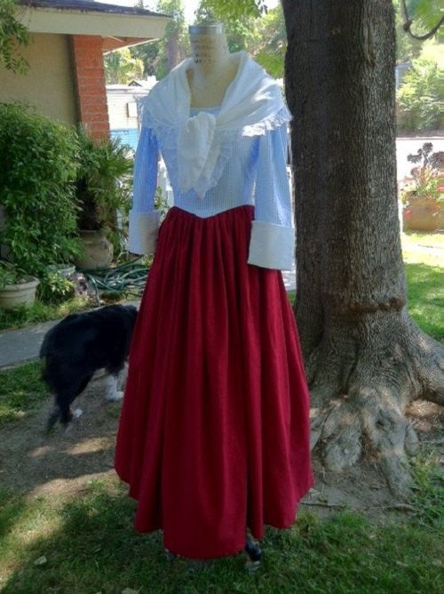 Pin by Marty Horrar on DAR | Dresses, Pioneer costume ...