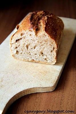 Czary Gary: Chleb pszenno-żytni. Łatwy.