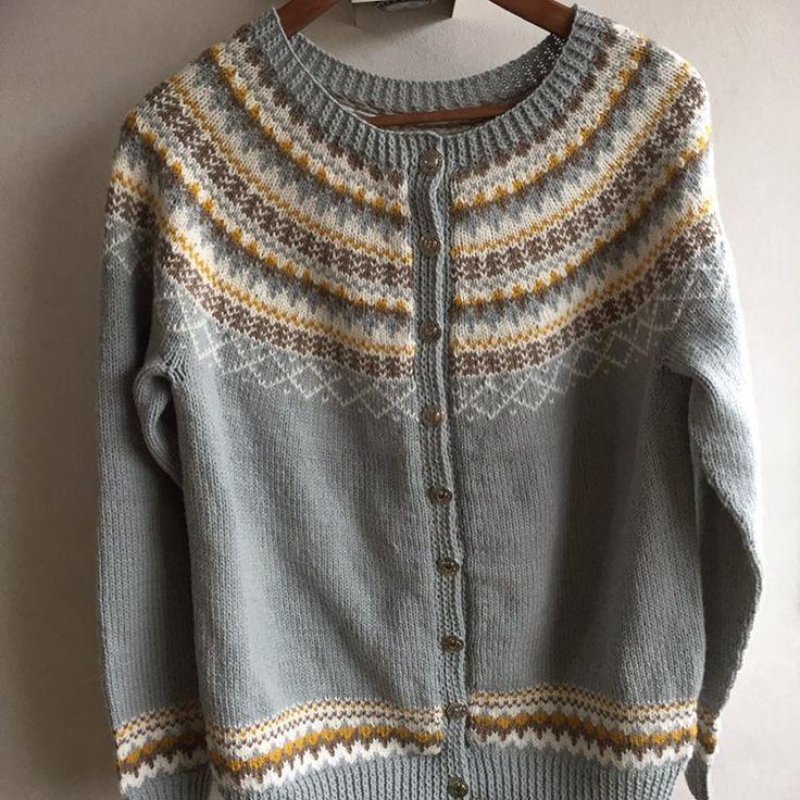 Gretekofta by Knitting_Inna