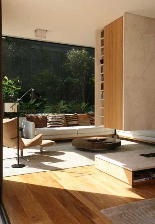 modern brazilian interior