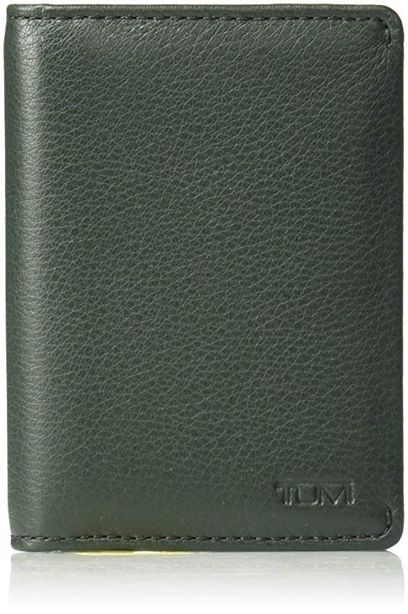 22cd1ca5cb32 TUMI Men's Nassau ID Lock Gusseted Card Case Wallet in 2019 | Bags ...