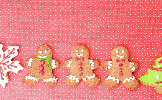 Christmas homemade gingerbread cookies by Nadya&Eugene Photography #NadyaEugenePhotography #Gingerbread #ChirstmasCookies
