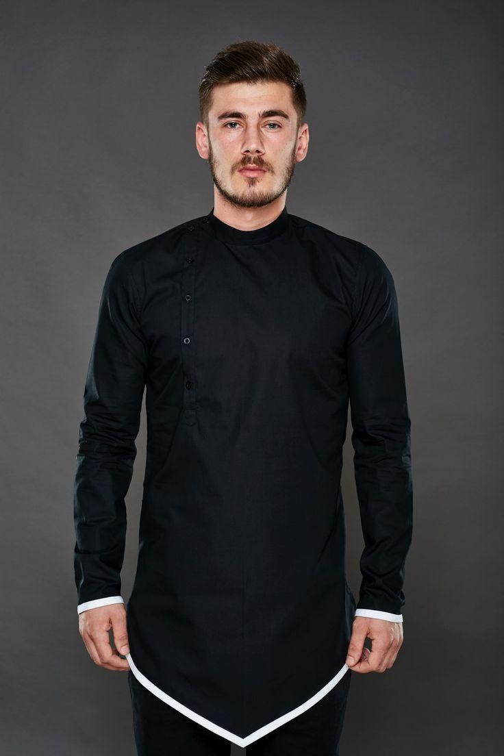 Noua moda pentru barbati in materie de camasi