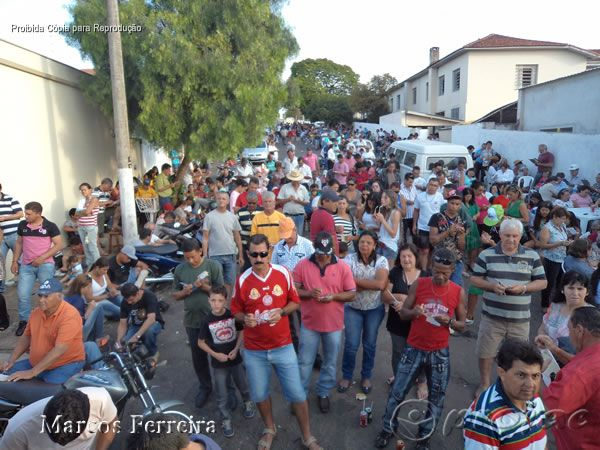 Festa e Bingo no Asilo São Vicente de Paula - http://projac.com.br/noticias/asilo.html
