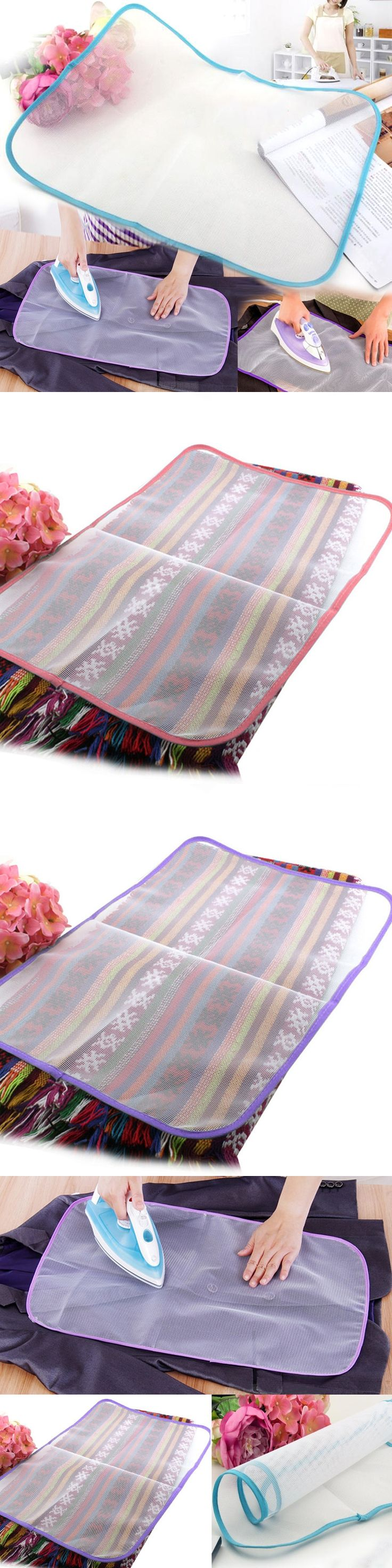 New High Temperature Ironing Cloth Ironing Pad Protective Insulation Against Hot Household Ironing Mattress E2Shopping