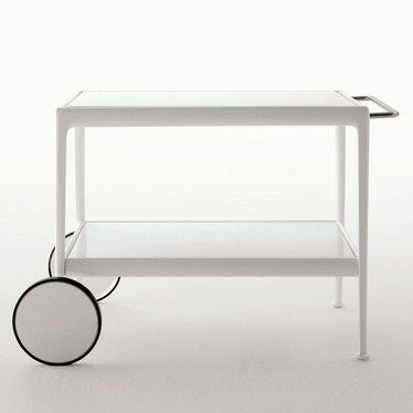 B ITALIA Food trolley-table 1966-55| EXCLUSIEVE Tuinmeubelen | SUBSOLO