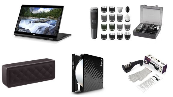 Amazon daily deals for Feb. 28: Save $300 on touchscreen Dell laptops plus blackout curtains and external DVD drives are on sale