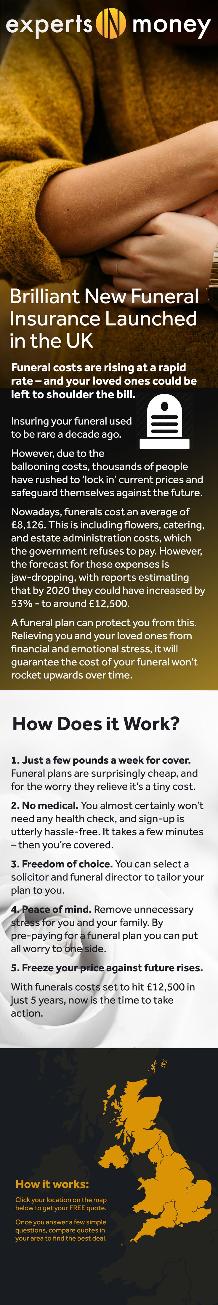 Best 25 funeral costs ideas on pinterest help with funeral nowadays funerals cost an average of 8126 a funeral plan can protect you solutioingenieria Gallery