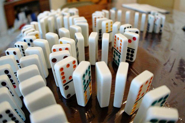 Hướng dẫn chơi domino