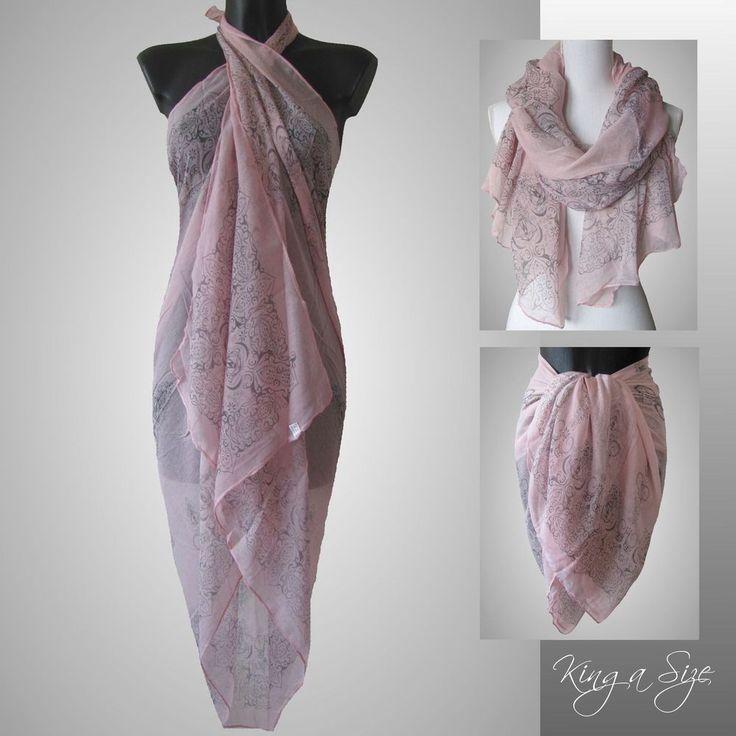 tolles Kleid aus Pareo Tuch