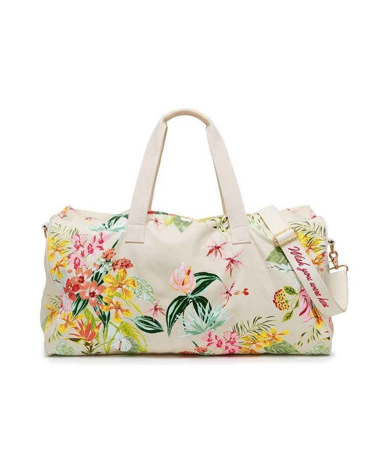 getaway duffle bag - paradiso from ban.do