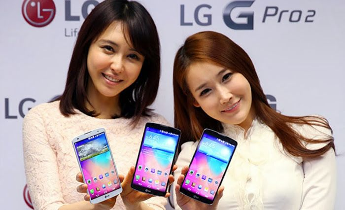 LG has already presented the LG G Pro 2 phablet - check out the Knock Code feature in this video!
