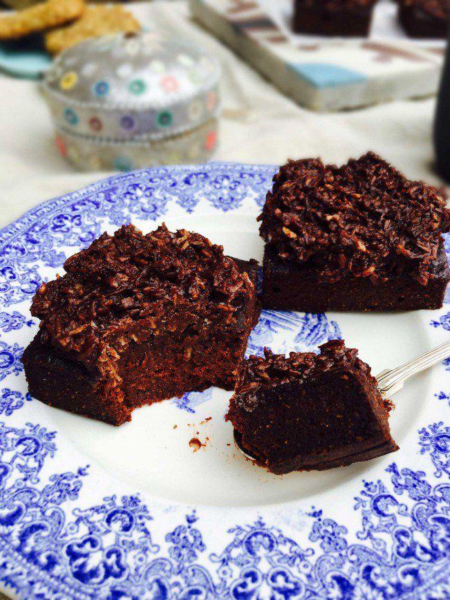 "Chokoladekage ""den du ved nok"""