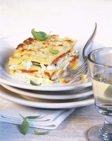 Recept voor groentelasagne   njam!