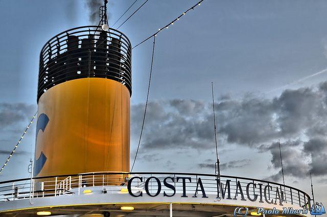 Viva la magia a bordo del Costa Magica