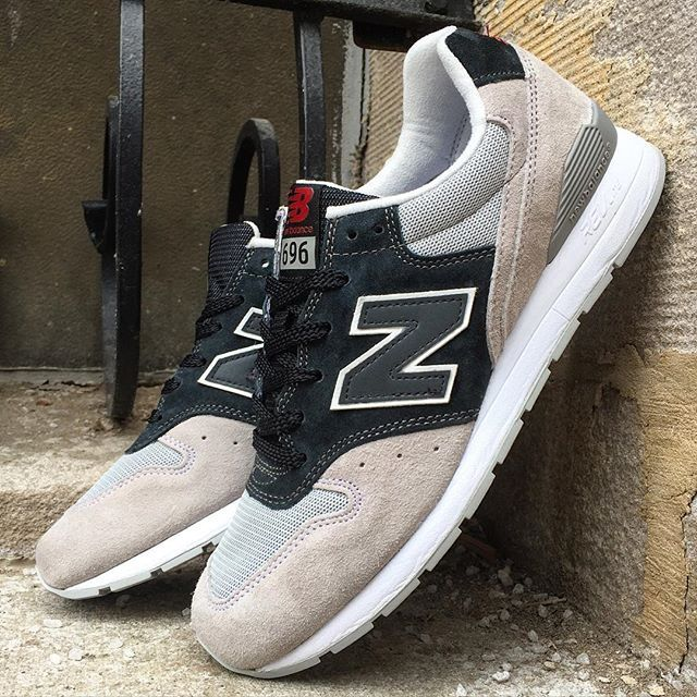 New Arrival | New Balance | MRL696KM | Black/Grey | US Men's Sizes 8-13 | $110 | Available in-store & online at MODA3.com now. #newbalance #MRL696KM #sneakers #runners #kotd #sneakers #kicks #MODA3 #streetwear #teamNB #justforkicks #igsneakercommunity