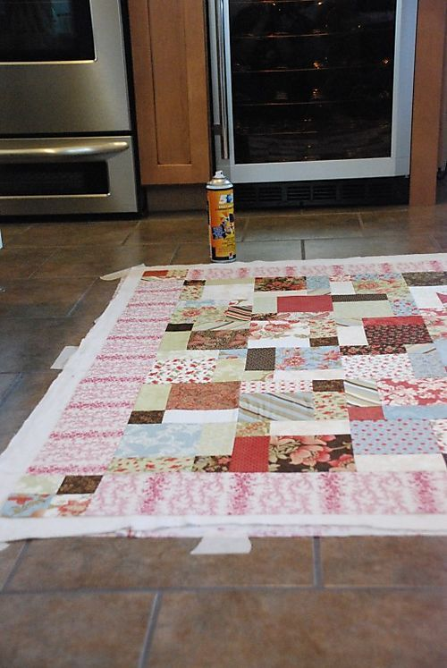 great Machine quilting tutorial