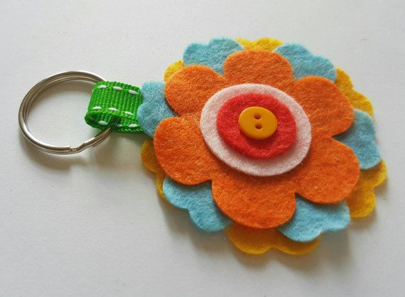 Check out this item in my Etsy shop https://www.etsy.com/uk/listing/506125403/flower-keyring-keychain-gift-present
