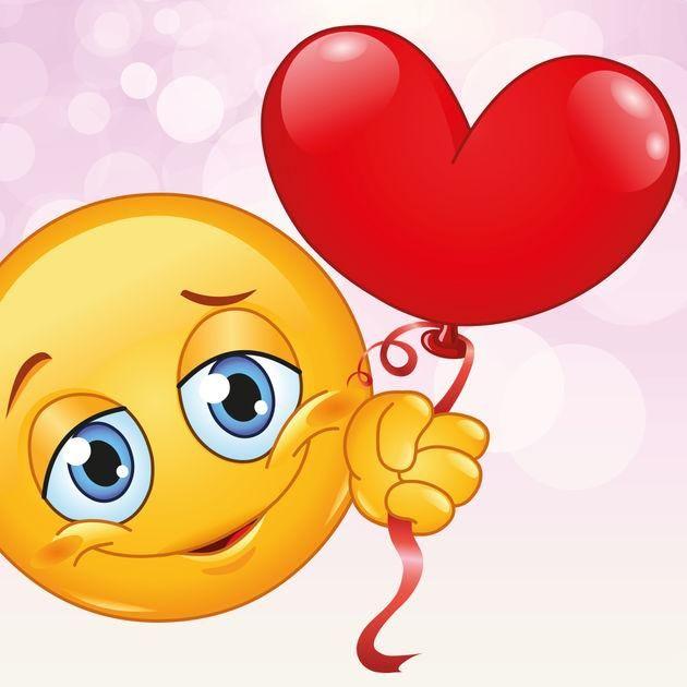 Смайлики картинки веселые поцелуйчики