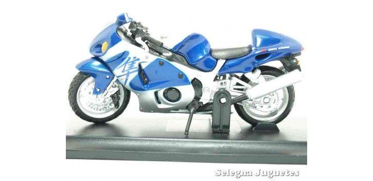 Suzuki GSX 1300R (sin caja) escala 1/18 Maisto moto miniatura