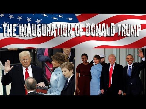 Fox News CNN News LIVE Inauguration of Donald Trump as 45th President of the United States - YouTube