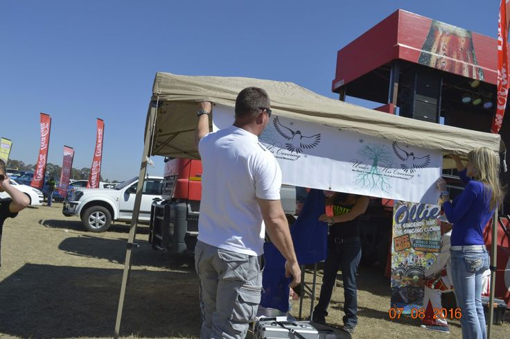 Under his Covering : Lamborghini RSA & Trinity Protection Services at Fast Fest SA