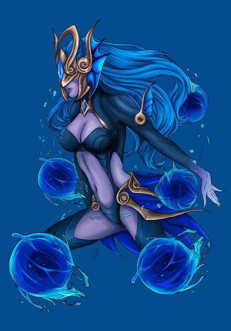 17 Best images about Syndra, The Goddess on Pinterest ...