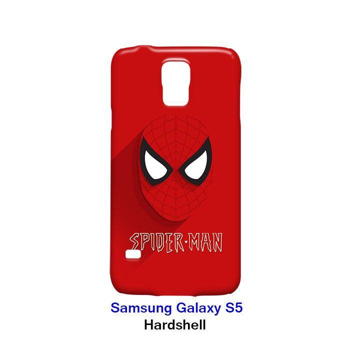 Spiderman Superhero Samsung Galaxy S5 Hardshell Case