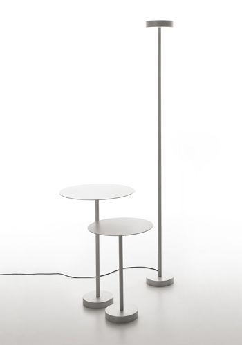 BINCAN - Danese - Naoto Fukasawa Table et lampadaire