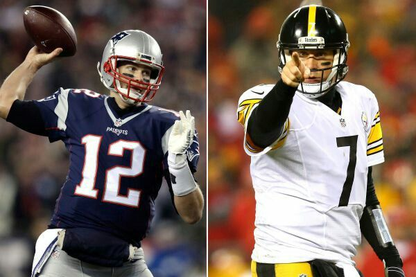 Patriots vs Steelers to get the AFC as well to get into Supef Bowl. 1/22/17.