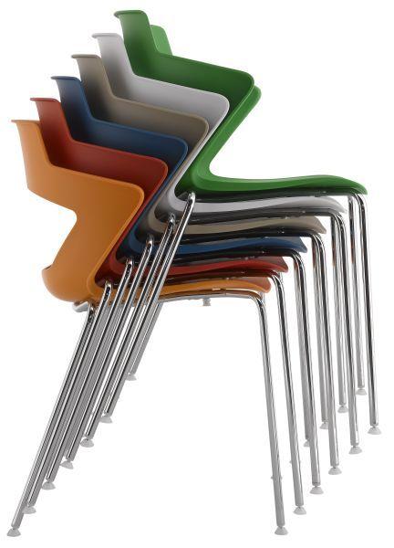 Konferenční židle Aoki 2160 TC - čalouněná
