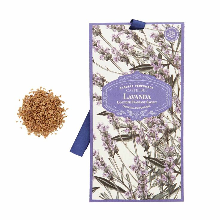 Castelbel Lavender Scented Sachet: Discover the nostalgic and romantic world of Castelbel with our beautifully illustrated, fragranced sachets. Delicately fragrance your wardrobe, linen cupboards, suitcases and drawers with the inspiring scent of lavender.   The relaxing fragrance of lavender is widely recognised for it's therapeutic benefits making it the perfect choice for your home.  Matching fragranced drawer liners are also available, helping you to create a luxurious personal space for…