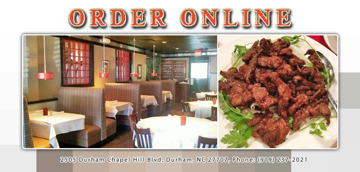 Happy China Sichuan Cuisine - Durham - NC - 27707 - Menu - Chinese, Seafood, Szechwan, Vegetarian - Online Food in Durham