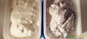 Gelato fiordilatte Bimby variegato cocco o cioccolato - Ricette Bimby