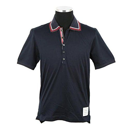 (トム ブラウン) THOM BROWNE 15SS トリコーロ ネック3LINE ポロシャツ NAVY MJP0... http://www.amazon.co.jp/dp/B01GCHEPVO/ref=cm_sw_r_pi_dp_e9vtxb0YYXGWR