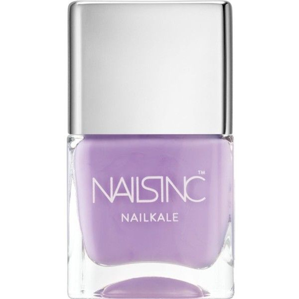 NAILS INC NailKale nail polish found on Polyvore featuring beauty products, nail care, nail polish, beauty, makeup, nails, nails inc nail polish and nails inc.