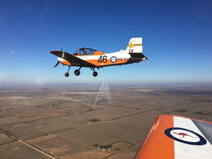 RAAF CT-4/A (ARDU) - Photo by: Matt Henderson