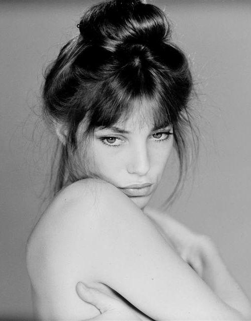 La beauté à l'état pur #6 (Jane Birkin par Sam Lévin - 1972)