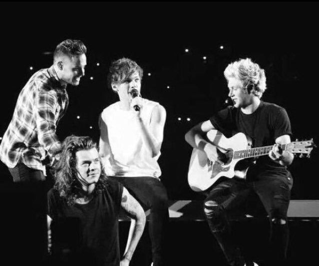 One Direction On the Road Again tour