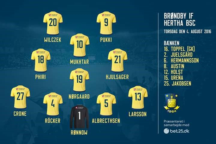 Bif Herta Berlin 3-1
