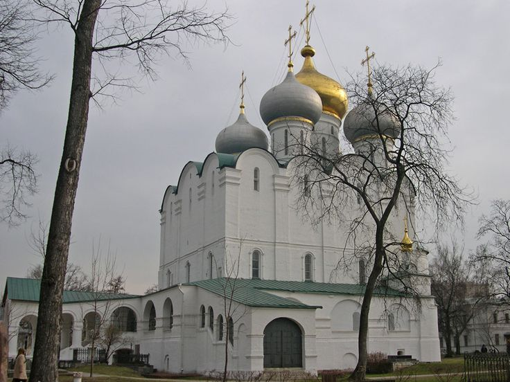 The Smolensky Cathedral